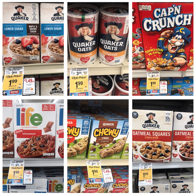 Quaker_Oats_Cereal_Sale_Safeway