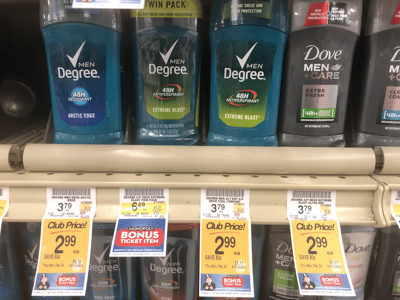 degree_Deodorant_Sale