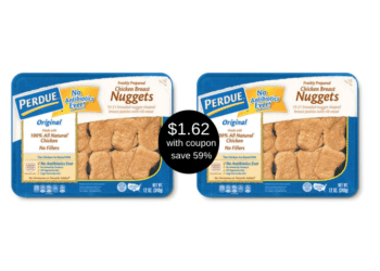 Perdue Chicken Breast Nuggets Just $1.62 Each With Coupon and BOGO Sale at Safeway
