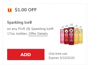 sparkling ice coupon safeway