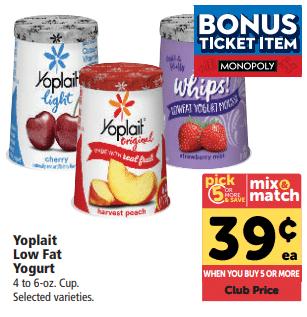 yoplait_yogurt_sale