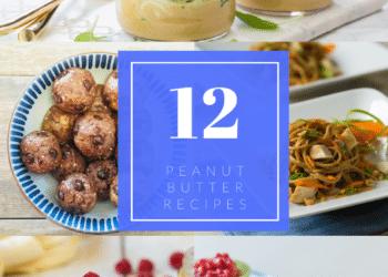 12 Easy Peanut Butter Recipes