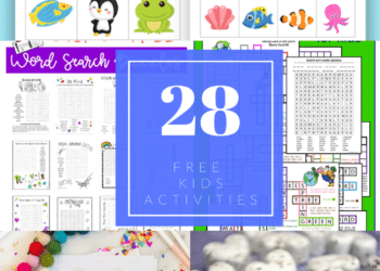 28 Screen-Free Things to Do With Kids at Home During Extended Break