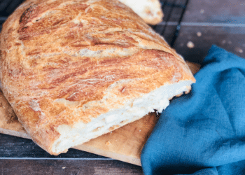 How to Make Rustic Homemade Bread at High Altitude