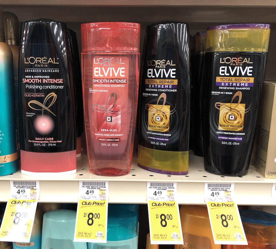 loreal_Elvive_Sale