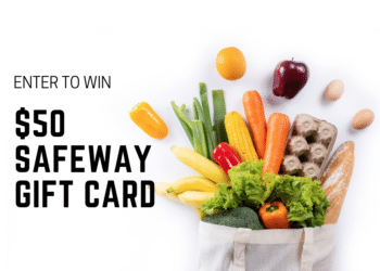 Weekly $50 Safeway Gift Card Giveaway