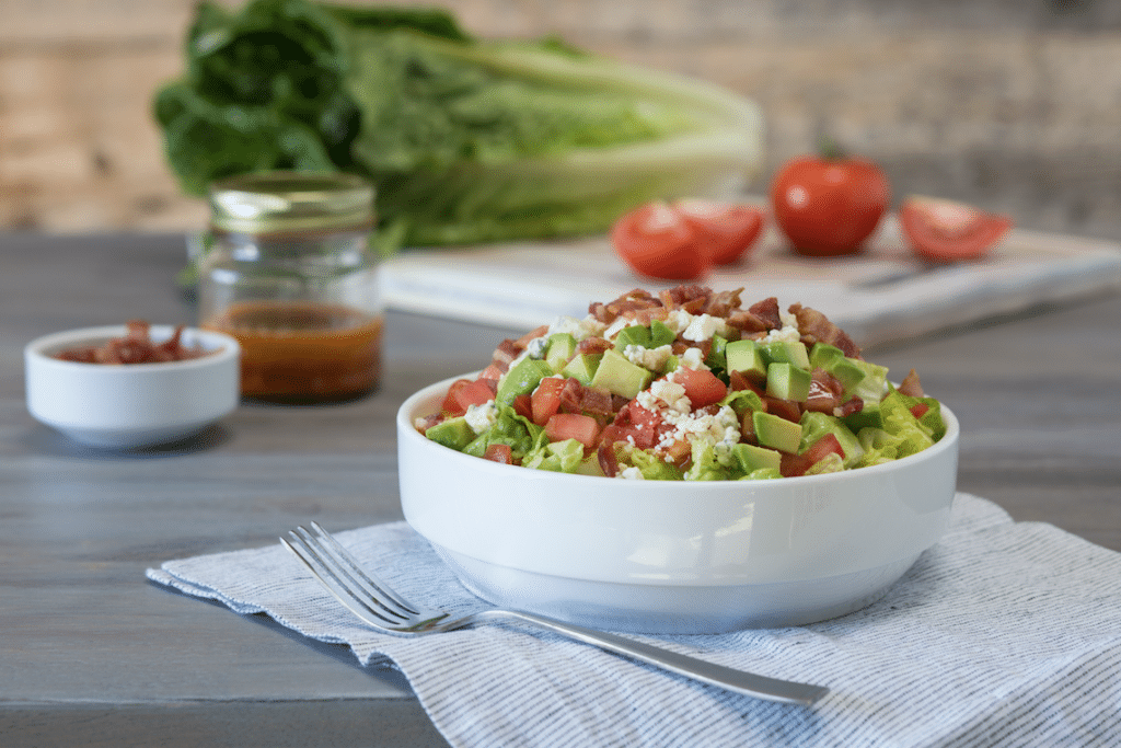 BLT_Avocado_Salad_Recipe