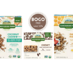 BOGO Free Cascadian Farm Organic Granola and Snack Bars at Safeway