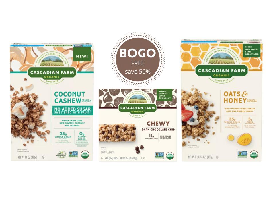 BOGO_Free_Cascadian_Farm_Granola