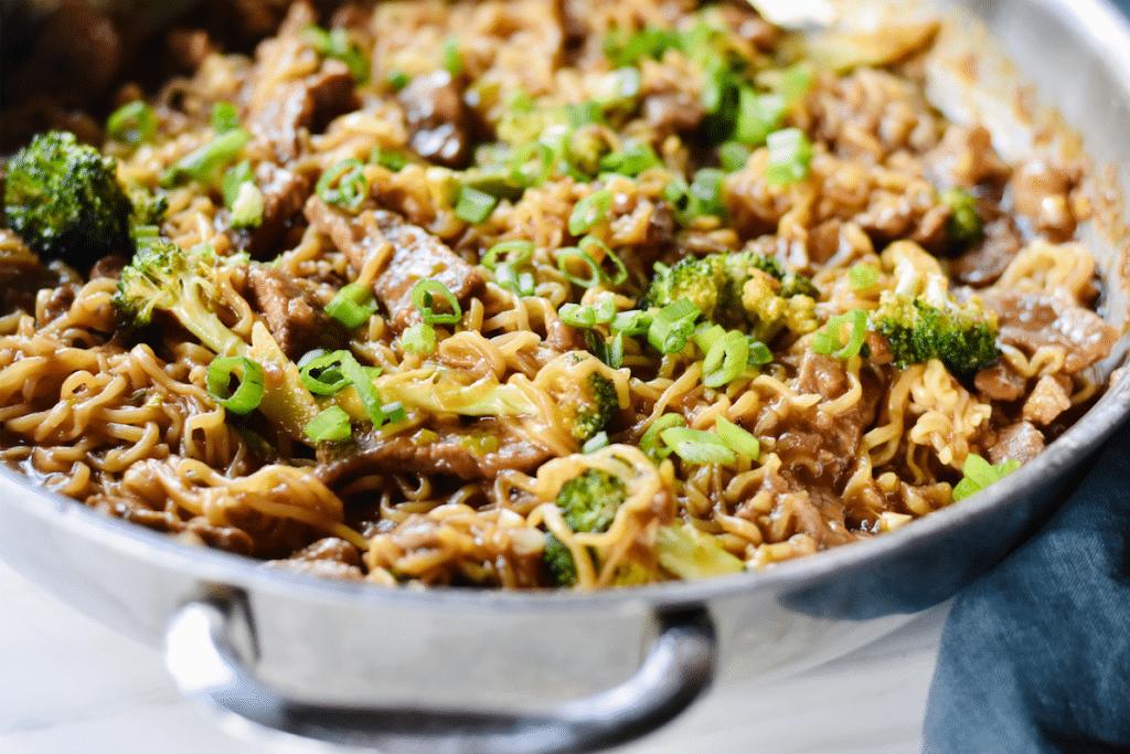 Mongolian_beef_ramen_Noodles_recipe