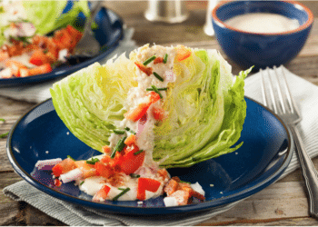 Wedge Salad Promotion – Get Free Lettuce With Dressing, Tomatoes & Blue Cheese Purchase at Safeway