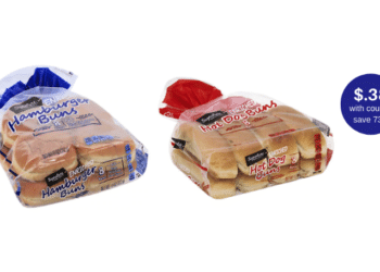 Hot Deals on Signature SELECT Buns – as Low as $.38