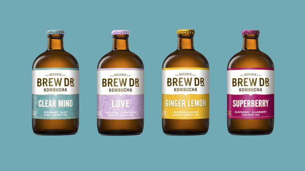 Brew_Dr. Kombucha_Flavors
