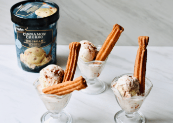 Signature SELECT Cinnamon Churro Ice Cream – Try for Just $1.49 at Safeway