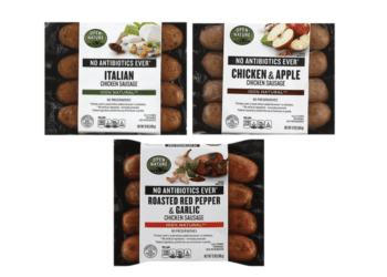 Open Nature Chicken Sausage Just $3.50 a Package at Safeway