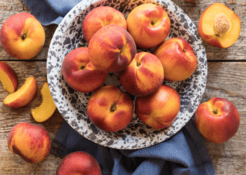 Peaches For $.97 Per Pound at Safeway