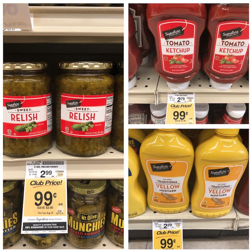 Signature_SELECT_Relish_Ketchup_Mustard
