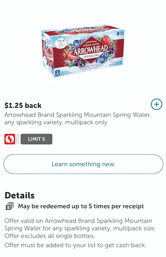 arrowhead_Sparkling_Water_Coupons