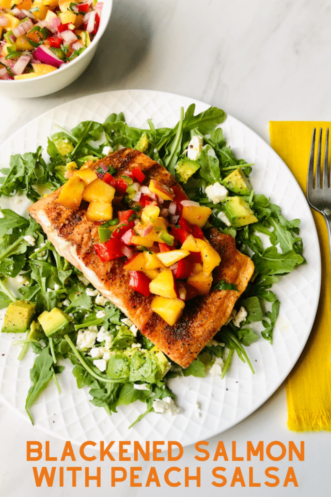 blackened_Salmon_With_Peach_Salsa