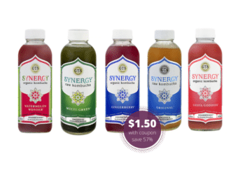 Save 57% on 12 GT's Kombucha Flavors – Pay Just $1.50 at Safeway