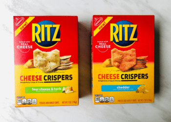 NEW Ritz Cheese Crispers Chips – Try for $1.24 a Box at Safeway