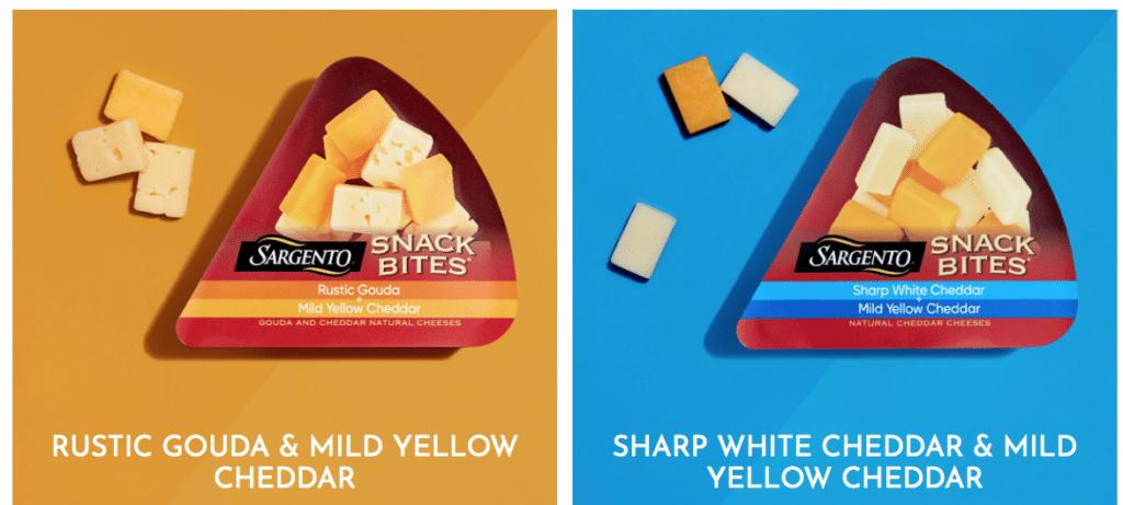 Sargento Snack Bites Flavors