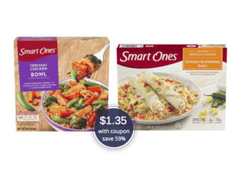 Get Smart Ones Bowls and Entrees for Just $1.42 Each Meal at Safeway