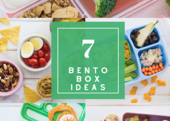 7 Bento Box Ideas for Lunches