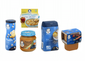 Gerber Coupons – Save on Baby Food, Cereal and Snacks – As Low as $.50 at Safeway