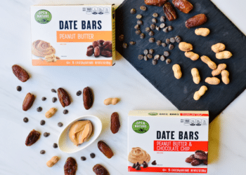 Open Nature Date Bars – New at Safeway