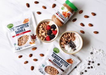 Open Nature Almond Butter Granola – New at Safeway