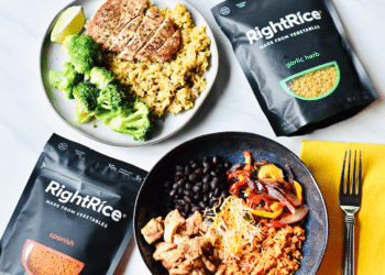 RightRice Protein Packed Rice Made from Vegetables – New at Safeway