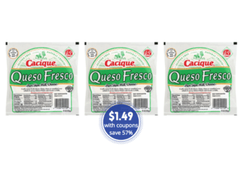 Cacique Queso Fresco Mexican Cheese Just $1.49 at Safeway
