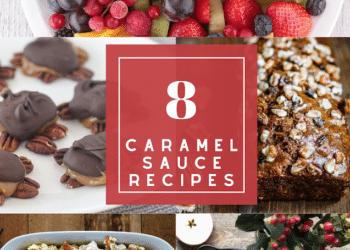 8 Caramel Sauce Recipes for $1.00 Litehouse Caramel Sauce at Safeway