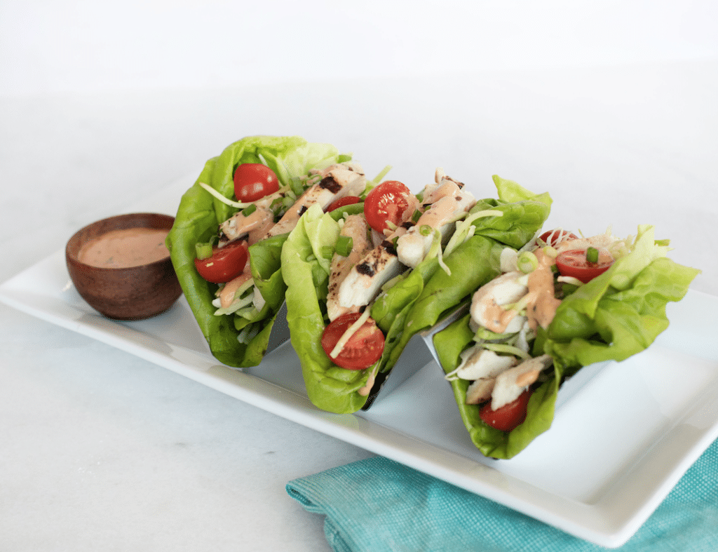 chicken_lettuce_Wraps