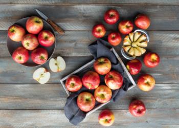 99¢ Honeycrisp Apples and 8 Festive Ways to Use Apples In Season