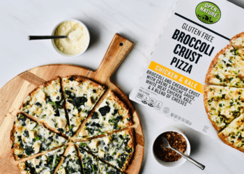 Open Nature Broccoli Crust Pizza – New at Safeway