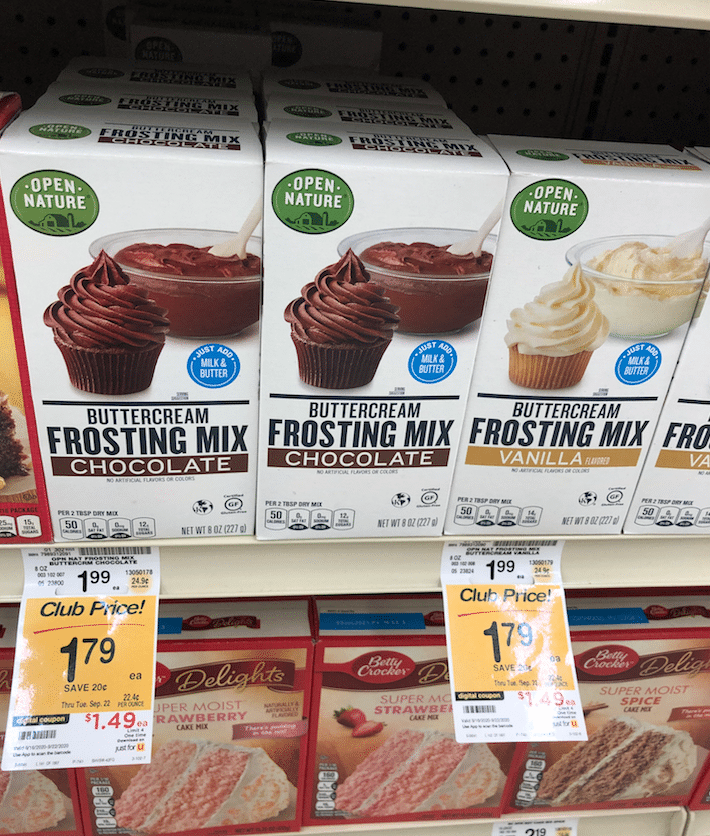 open_nature_Frosting_mix