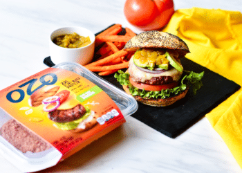 OZO Plant-Based Burgers Review