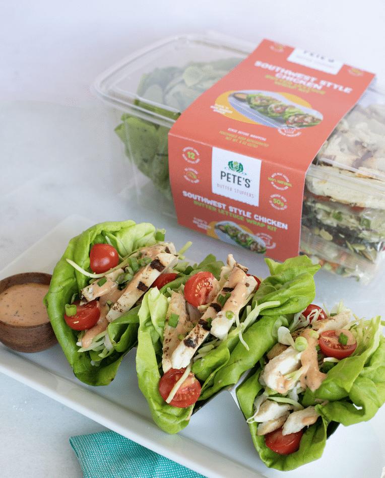 pete's_Southwest_Style_Chicken_Lettuce_Wrap_kit