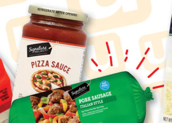 $5 Extreme Value Meal Deal at Safeway – Save 52% on Pizza Dinner