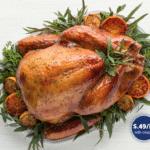 Safeway Turkey Price on Honeysuckle Turkey Just $.49 Per Pound