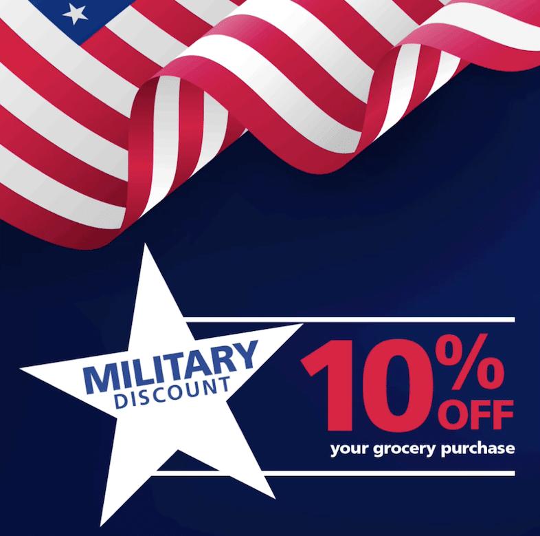 Safeway Military Discount