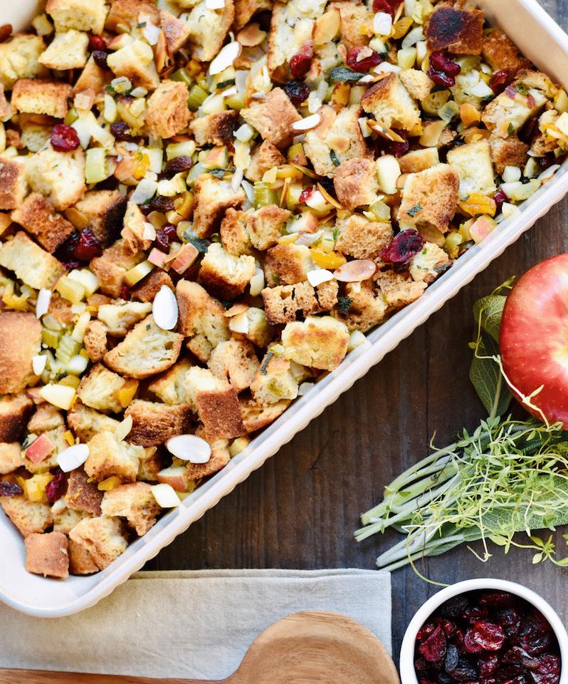 cranberry_Apple_Sage_Vegan_Stuffing_Recipe