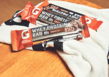 25¢ Gatorade Protein Bars at Safeway