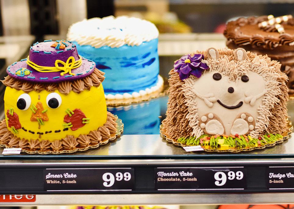 hedgehog_Cake