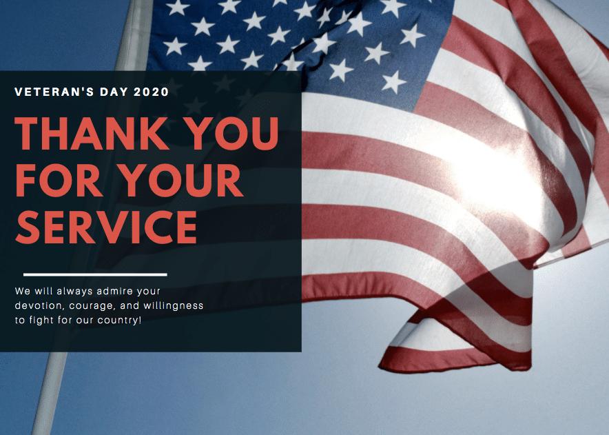 Veterans Day 2020 Deals Free Meals And Discounts Super Safeway