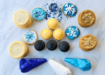 Safeway DIY Holiday Cookie Decorating Kits
