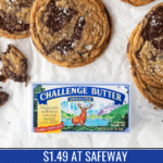 $1.49 Challenge Butter With Coupons at Safeway