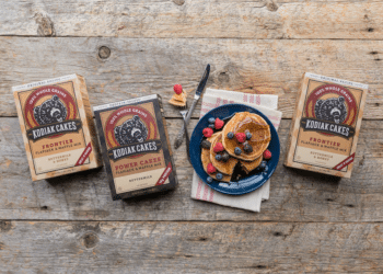 Save 53% on Kodiak Cakes Pancake and Waffle Mix or Oatmeal Packets Just $2.49 Each at Safeway
